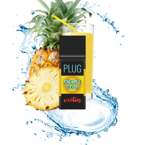 Pineapple cooler plug n play vape plug n play battery plug n play cartridge plug and play THC buy plug n play online